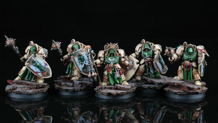 Dark angels deathwing knights wargamingzone com